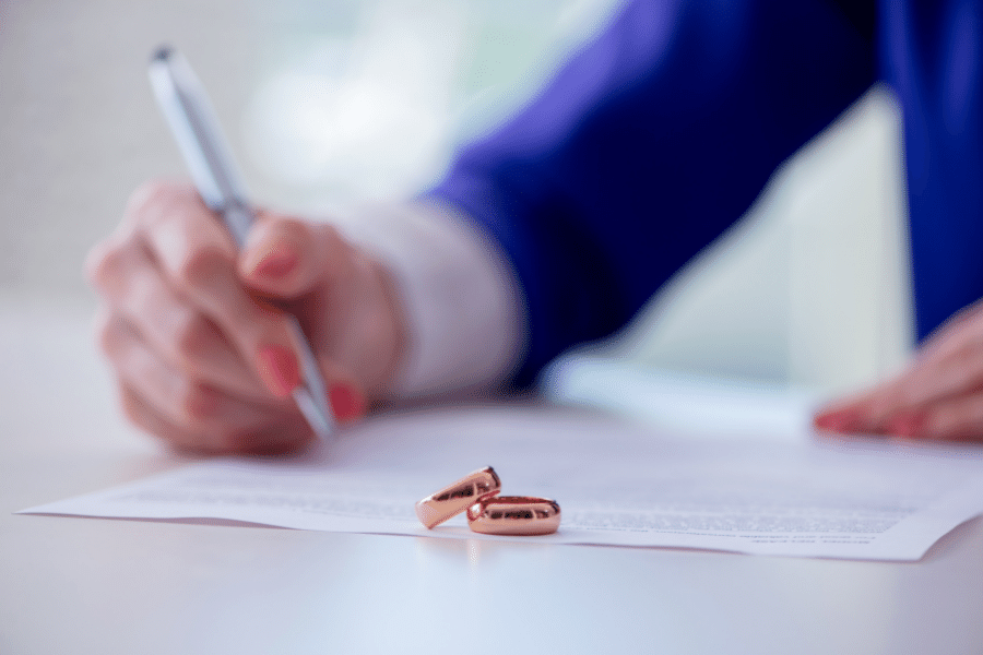 prenup or postnup after marriage in Ohio